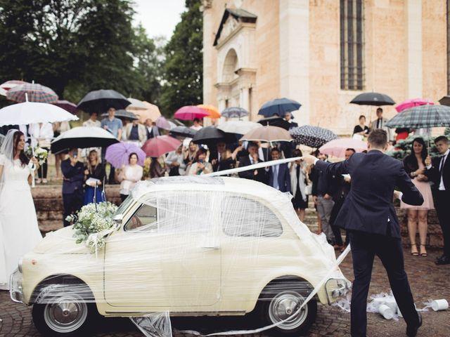 Il matrimonio di Cristian e Patrizia a Civezzano, Trento 49