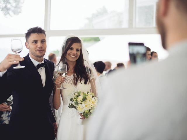 Il matrimonio di Cristian e Patrizia a Civezzano, Trento 52