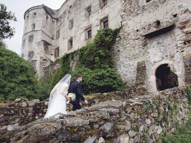 Il matrimonio di Cristian e Patrizia a Civezzano, Trento 53