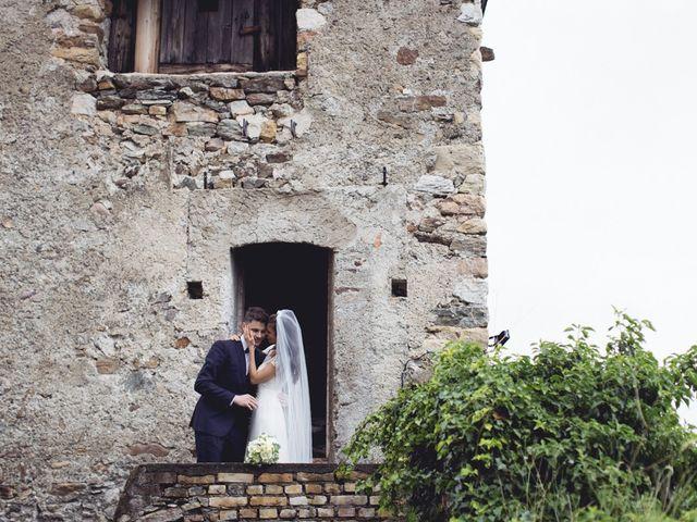 Il matrimonio di Cristian e Patrizia a Civezzano, Trento 54