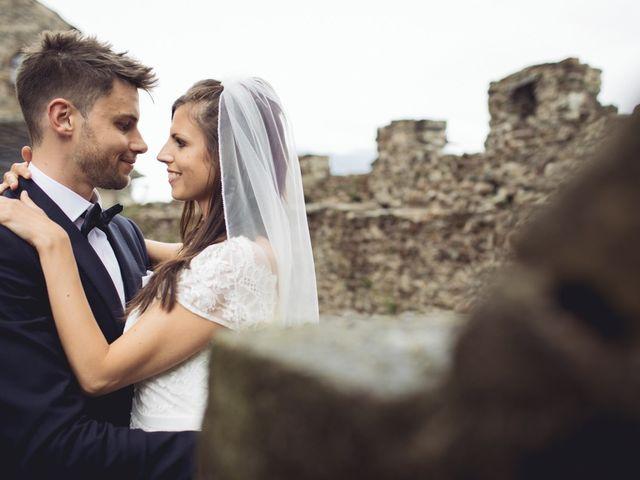 Il matrimonio di Cristian e Patrizia a Civezzano, Trento 57