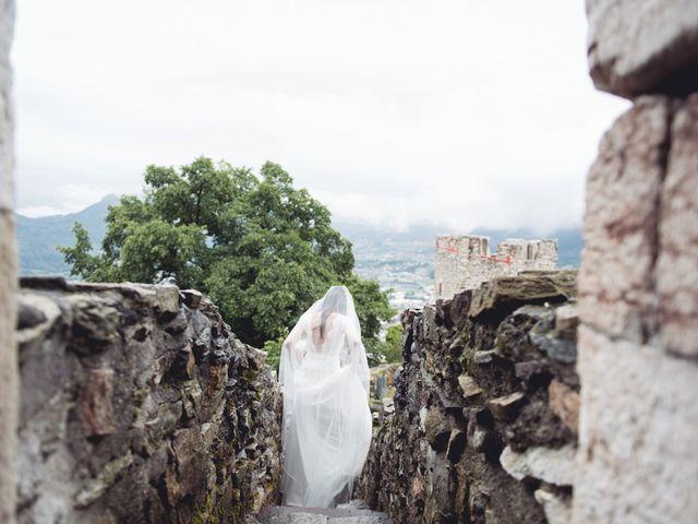 Il matrimonio di Cristian e Patrizia a Civezzano, Trento 63