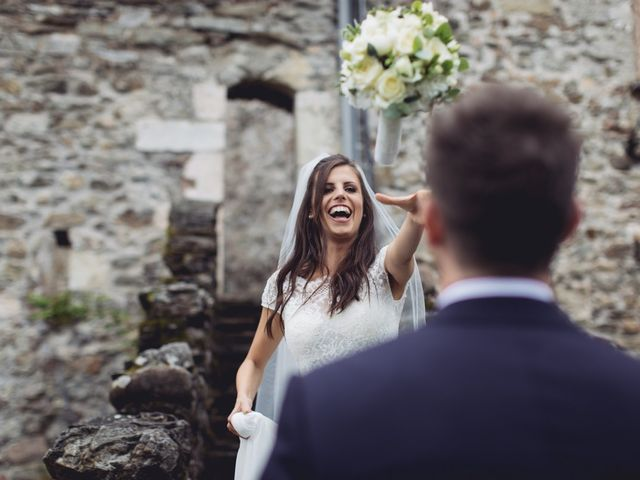 Il matrimonio di Cristian e Patrizia a Civezzano, Trento 64