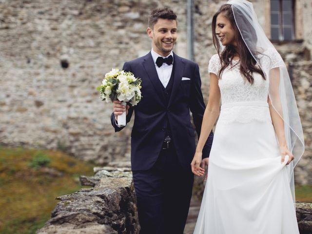 Il matrimonio di Cristian e Patrizia a Civezzano, Trento 65