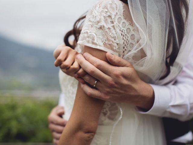 Il matrimonio di Cristian e Patrizia a Civezzano, Trento 69