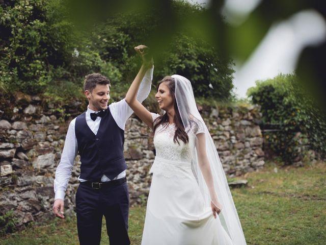 Il matrimonio di Cristian e Patrizia a Civezzano, Trento 70