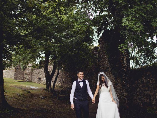 Il matrimonio di Cristian e Patrizia a Civezzano, Trento 72