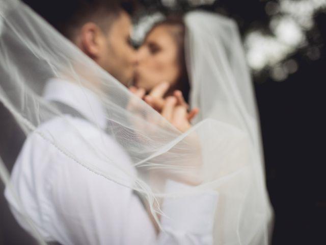 Il matrimonio di Cristian e Patrizia a Civezzano, Trento 73