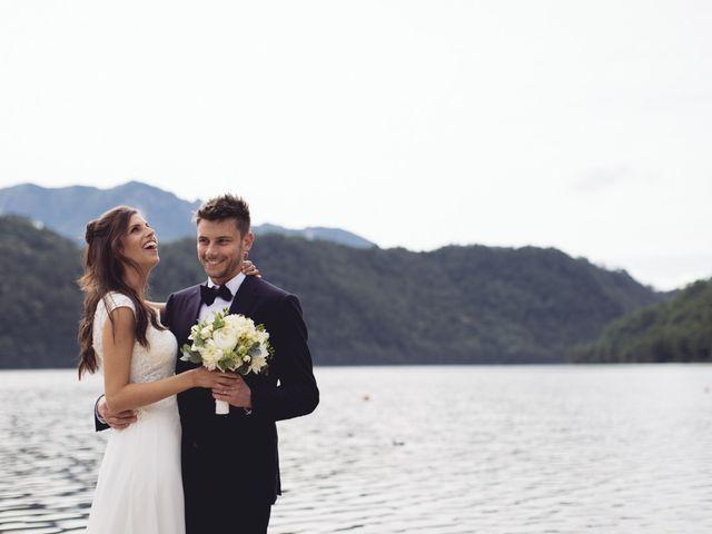 Il matrimonio di Cristian e Patrizia a Civezzano, Trento 80