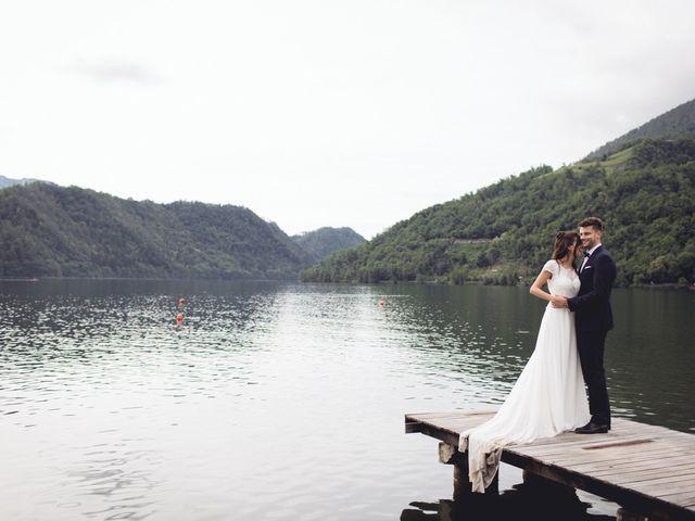 Il matrimonio di Cristian e Patrizia a Civezzano, Trento 89
