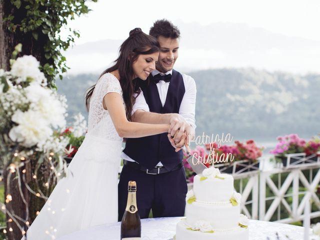 Il matrimonio di Cristian e Patrizia a Civezzano, Trento 94