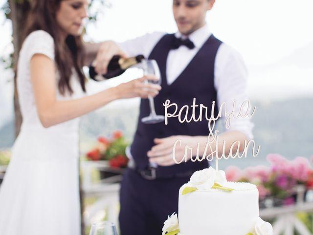 Il matrimonio di Cristian e Patrizia a Civezzano, Trento 95