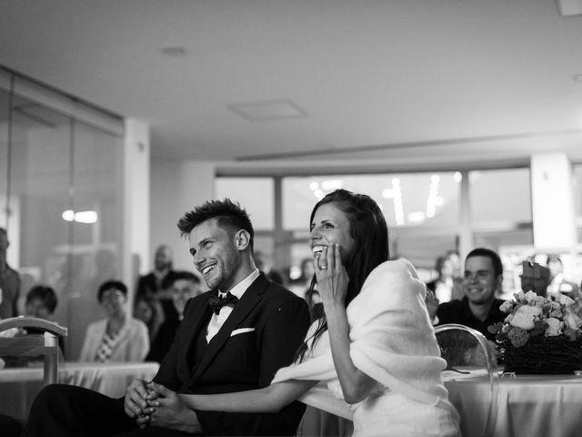 Il matrimonio di Cristian e Patrizia a Civezzano, Trento 100