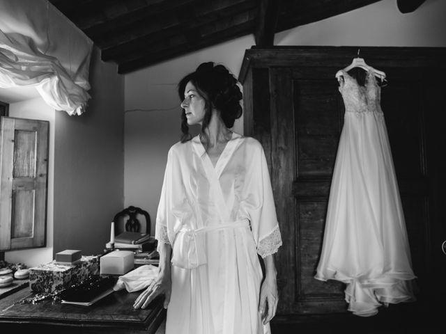 Il matrimonio di Massimo e Anna a Montespertoli, Firenze 15