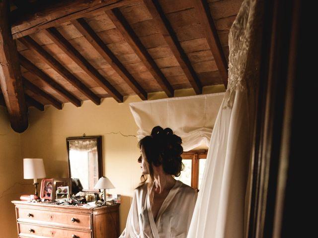 Il matrimonio di Massimo e Anna a Montespertoli, Firenze 20