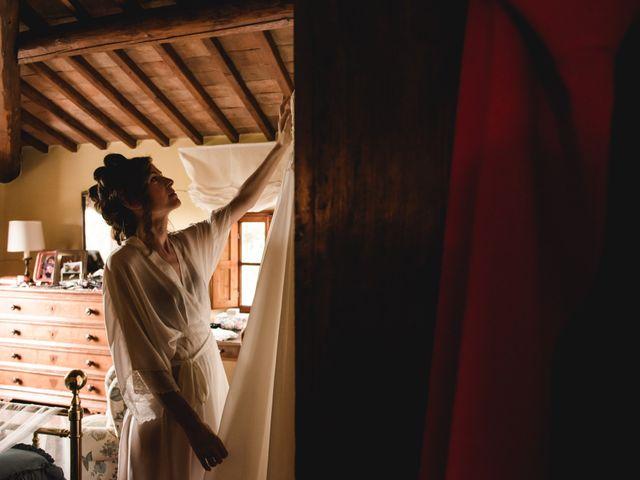 Il matrimonio di Massimo e Anna a Montespertoli, Firenze 21