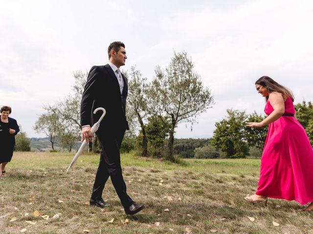 Il matrimonio di Massimo e Anna a Montespertoli, Firenze 27