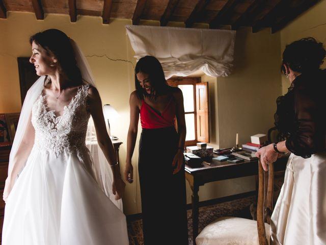 Il matrimonio di Massimo e Anna a Montespertoli, Firenze 32
