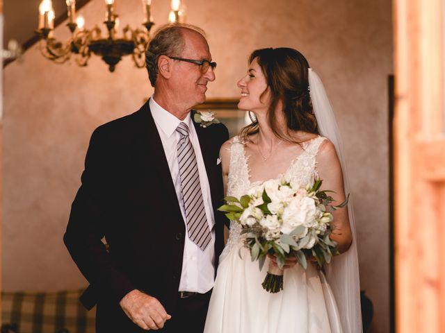 Il matrimonio di Massimo e Anna a Montespertoli, Firenze 33