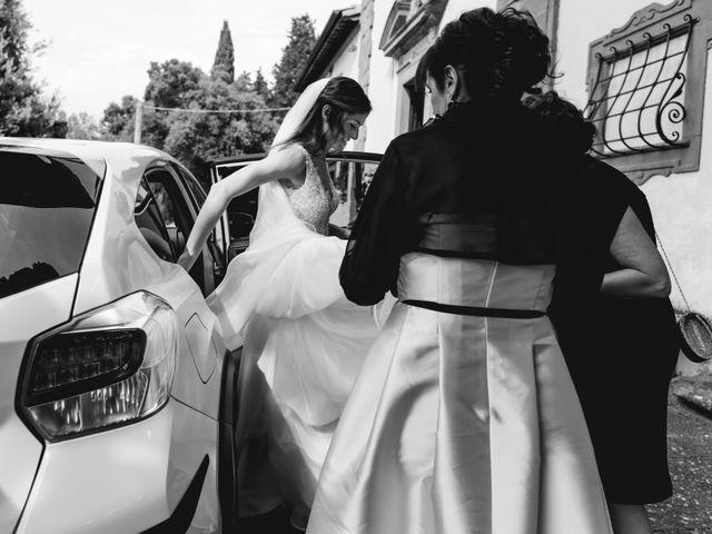 Il matrimonio di Massimo e Anna a Montespertoli, Firenze 34