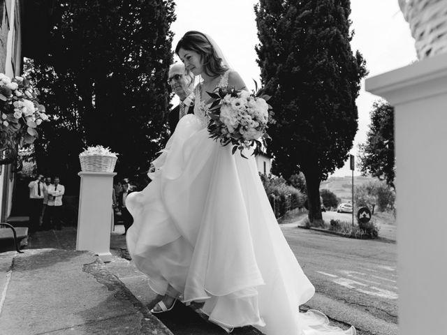 Il matrimonio di Massimo e Anna a Montespertoli, Firenze 35