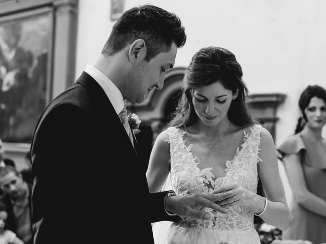 Il matrimonio di Massimo e Anna a Montespertoli, Firenze 37