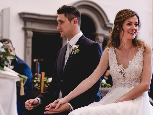 Il matrimonio di Massimo e Anna a Montespertoli, Firenze 38