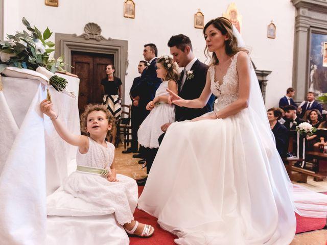 Il matrimonio di Massimo e Anna a Montespertoli, Firenze 39