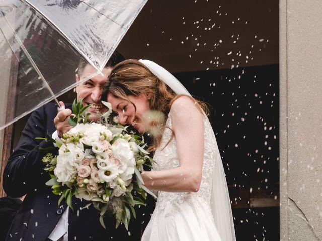 Il matrimonio di Massimo e Anna a Montespertoli, Firenze 41