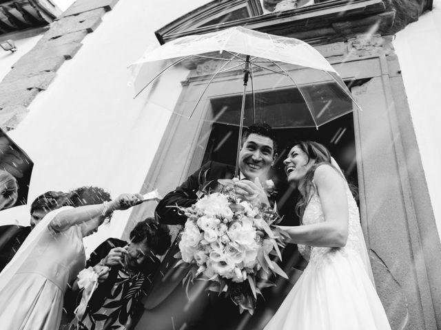 Il matrimonio di Massimo e Anna a Montespertoli, Firenze 42