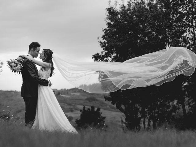Il matrimonio di Massimo e Anna a Montespertoli, Firenze 3