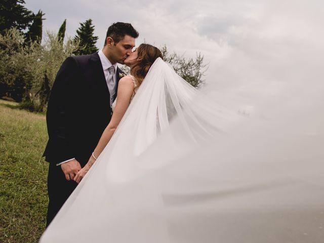 Le nozze di Amma e Massimo