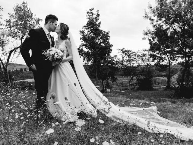 Il matrimonio di Massimo e Anna a Montespertoli, Firenze 44