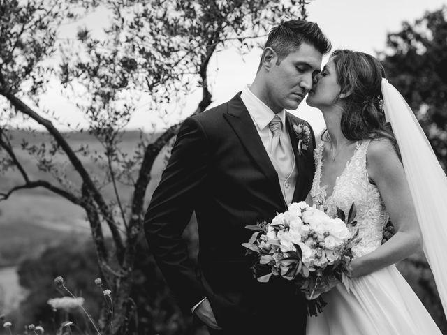 Il matrimonio di Massimo e Anna a Montespertoli, Firenze 45