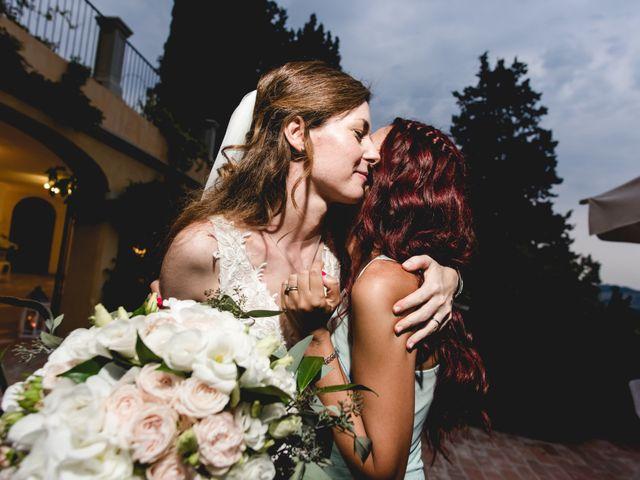 Il matrimonio di Massimo e Anna a Montespertoli, Firenze 48