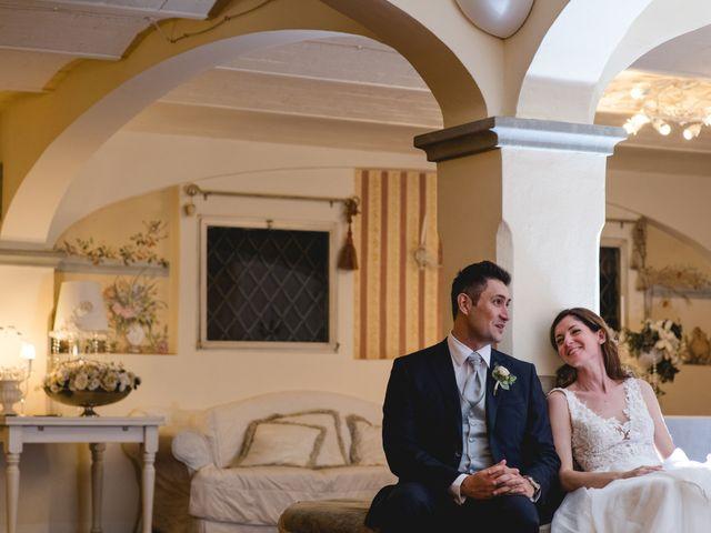 Il matrimonio di Massimo e Anna a Montespertoli, Firenze 50