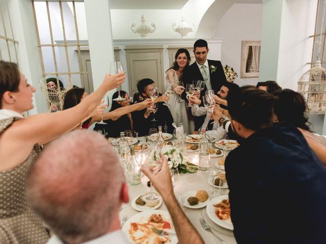 Il matrimonio di Massimo e Anna a Montespertoli, Firenze 51