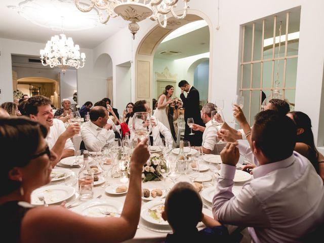 Il matrimonio di Massimo e Anna a Montespertoli, Firenze 52