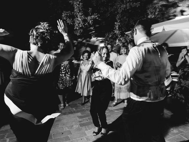 Il matrimonio di Massimo e Anna a Montespertoli, Firenze 59