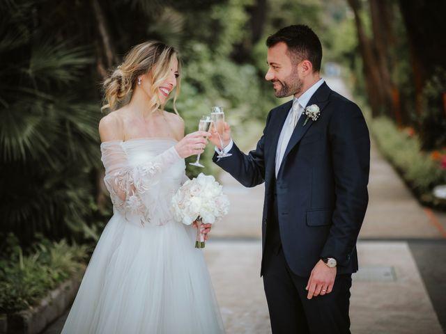 Le nozze di Stefania e Claudio