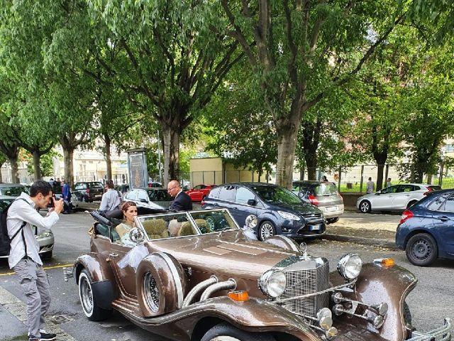 Il matrimonio di Andrea e Giulia a Torino, Torino 12