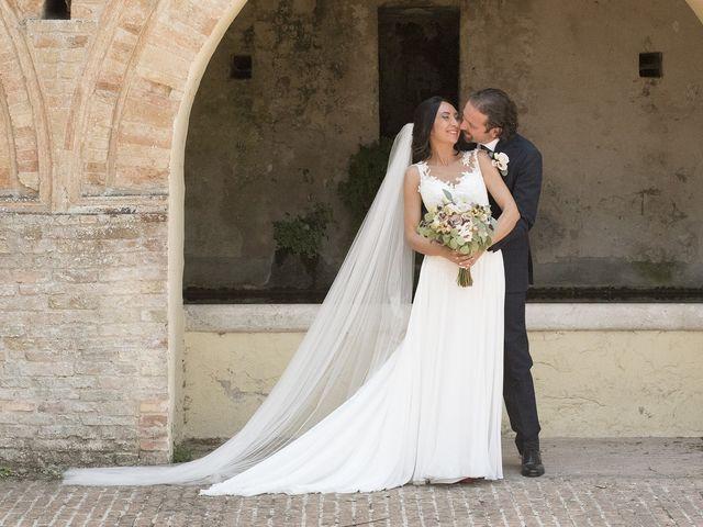 Le nozze di Sara e Fabiano