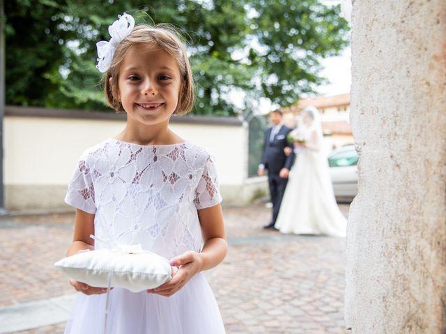 Il matrimonio di Davide e Alice a Brescia, Brescia 8