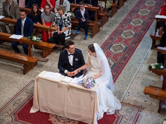 Il matrimonio di Davide e Alice a Brescia, Brescia 12