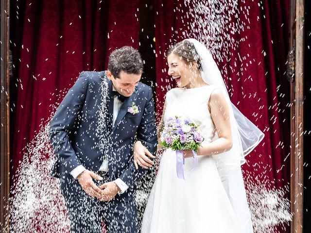 Il matrimonio di Davide e Alice a Brescia, Brescia 14