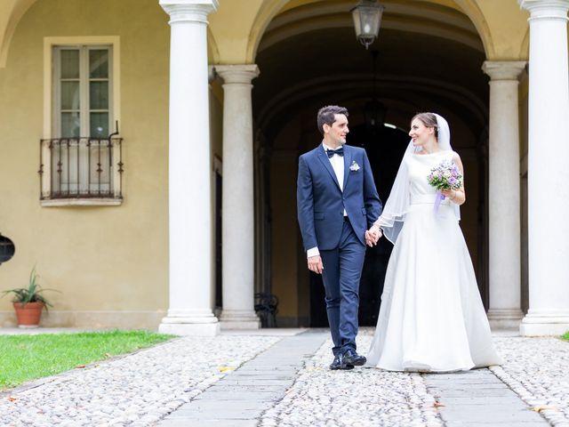 Il matrimonio di Davide e Alice a Brescia, Brescia 15