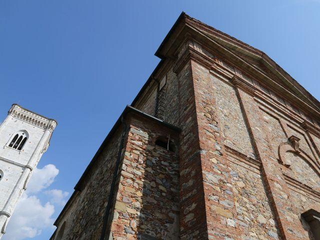 Il matrimonio di Giovanni e Sabrina a Vicopisano, Pisa 46