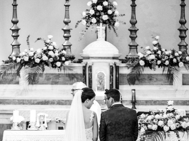 Il matrimonio di Giovanni e Sabrina a Vicopisano, Pisa 57