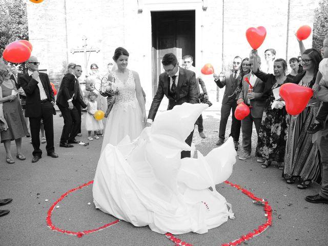 Il matrimonio di Giovanni e Sabrina a Vicopisano, Pisa 70