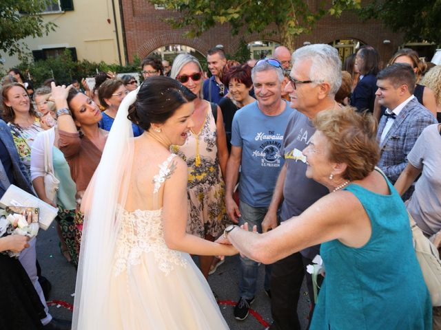 Il matrimonio di Giovanni e Sabrina a Vicopisano, Pisa 71